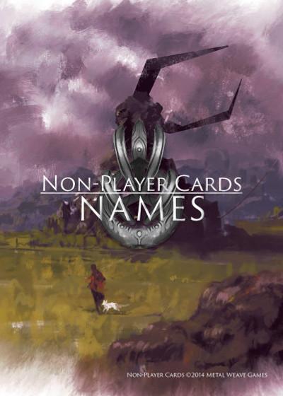 Non-Player Cards